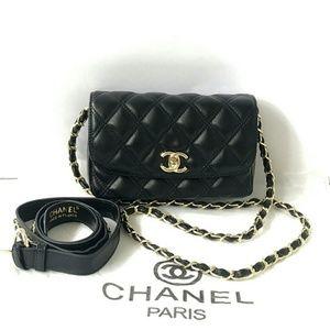Chanel Fanny Waist Bag Belt Bag Cross Body Bag VIP